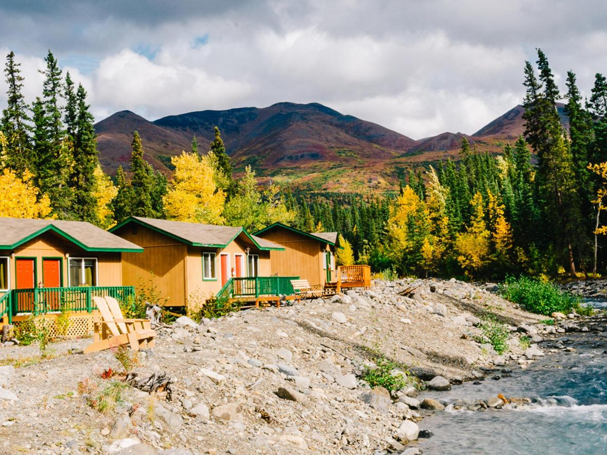 Bucket list mountain climbs for Denali national park cabins