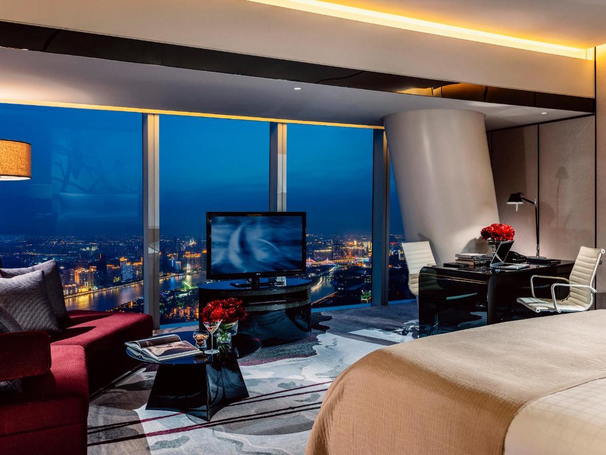 Four Seasons Hotel in Guangzhou, China