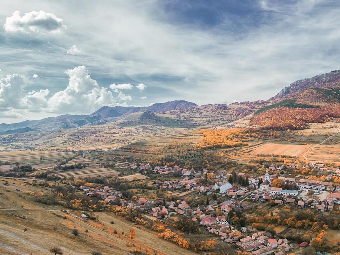 Piękne, baśniowe góry Rumunii, które były domem dla hrabiego Drakuli