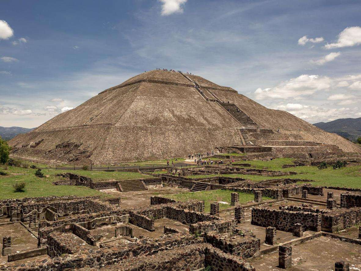 the world's top 5 archaeological wonders | booking