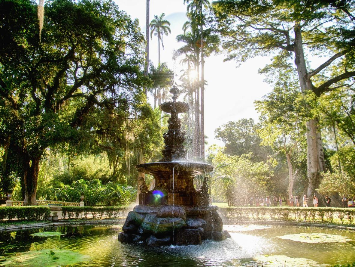 The Worlds Most Beautiful Botanical Gardens Booking