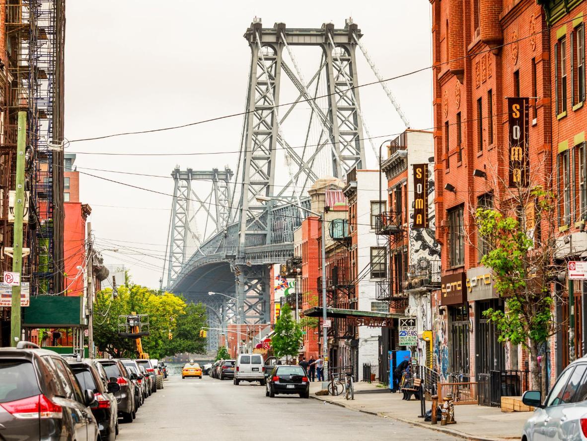 El mercadillo de Brooklyn es un tesoro escondido