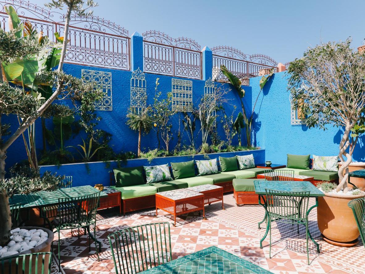 Riad Andalla Spa in Marrakech
