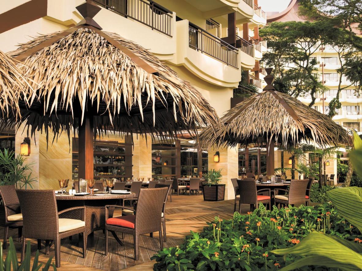 Shangri-La's Rasa Sayang Resort & Spa in Penang