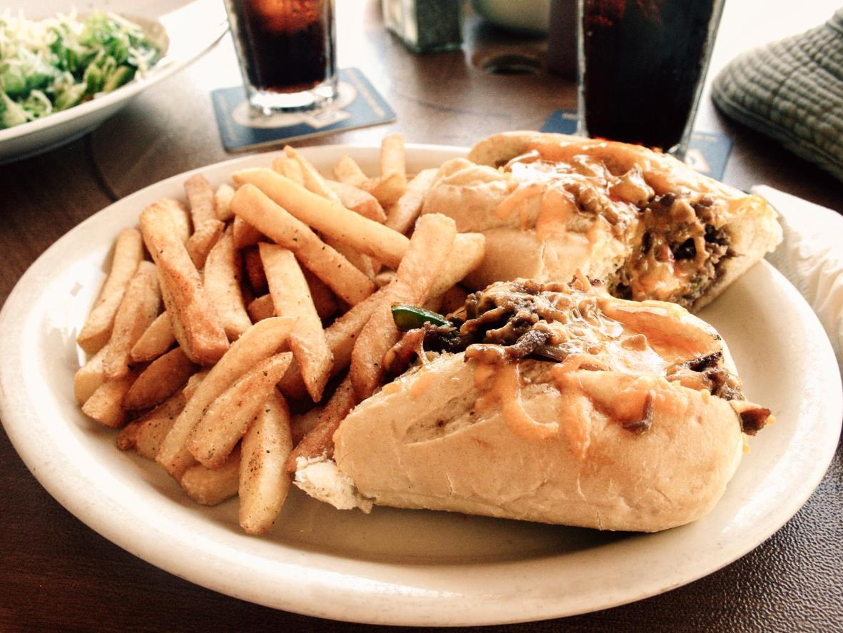 This Philly classic is a favourite of American diners and food trucks around the city
