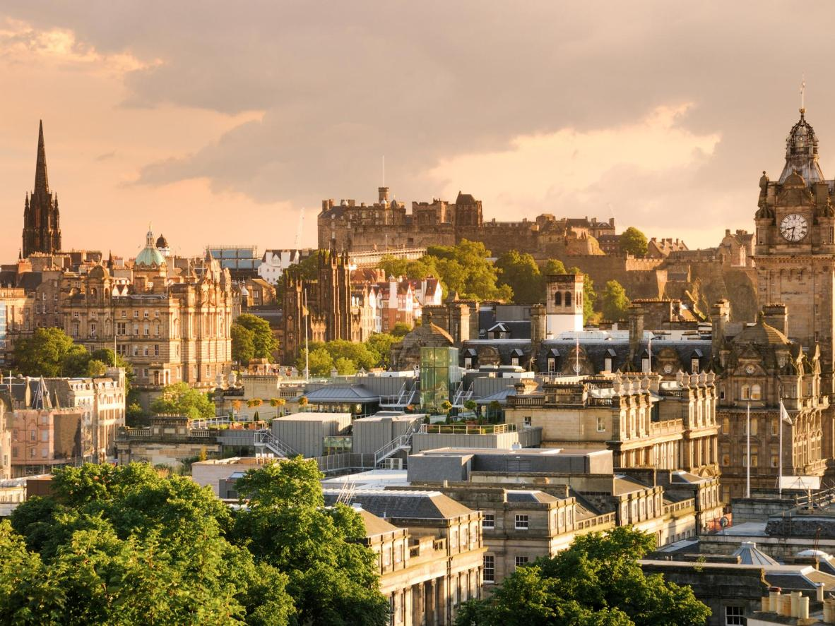Edinburgh, Scotland's fabled first city