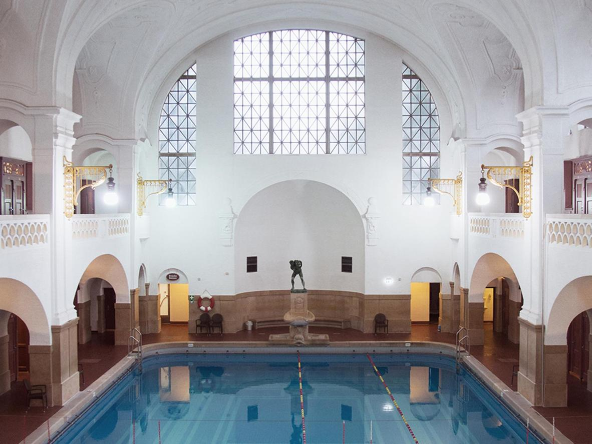 Take a dive into history – Müller'sches Volksbad first opened its doors to the public in 1901