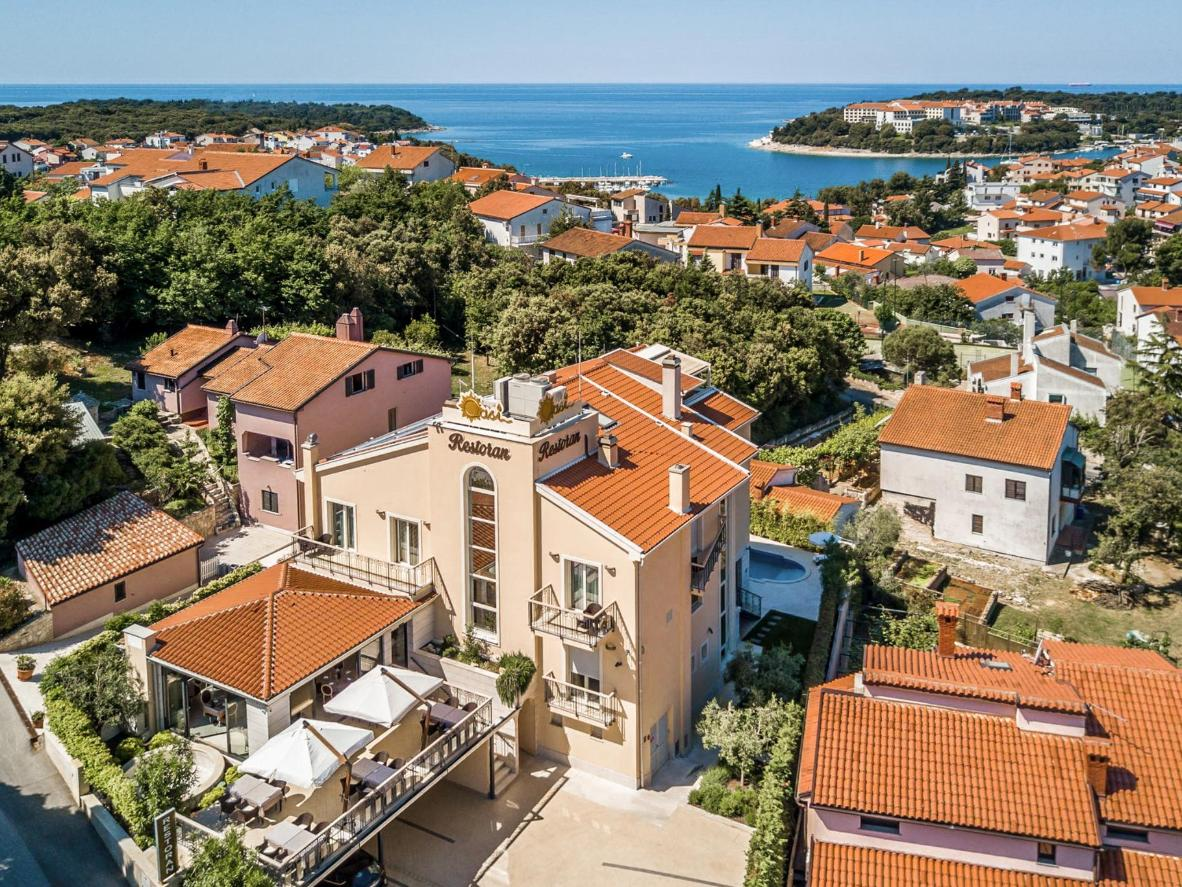 Destination inspiration pula croatia for Boutique hotel oasi pula