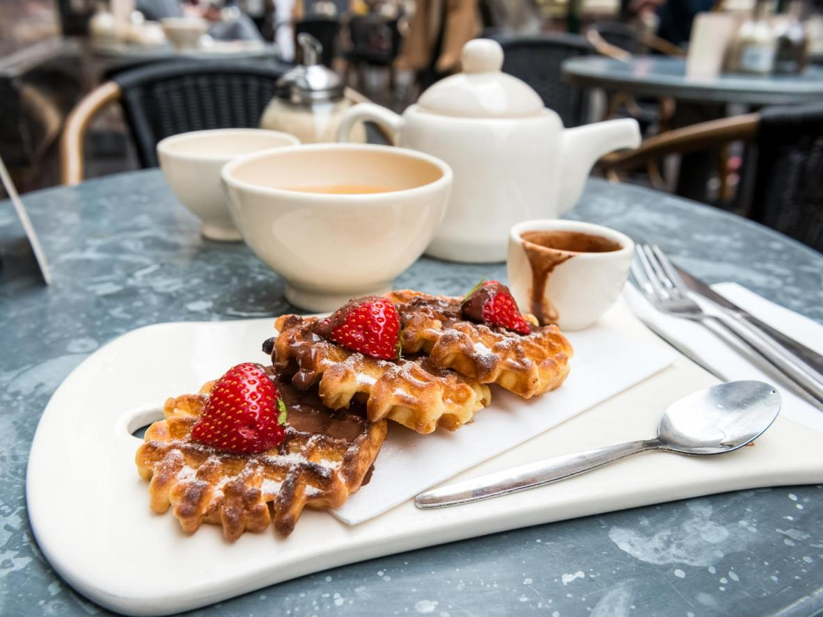 Another waffle worth travelling for