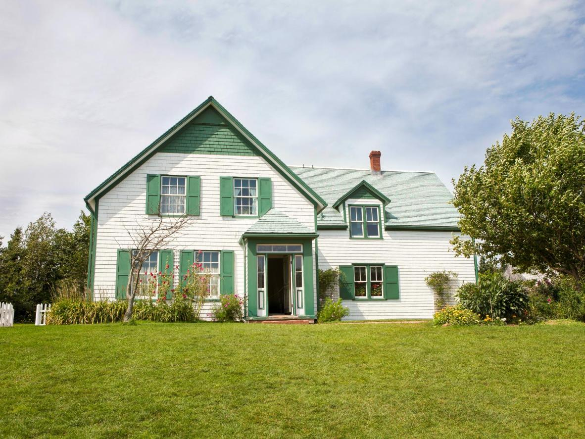 Visit the home of Anne of Green Gables in Cavendish