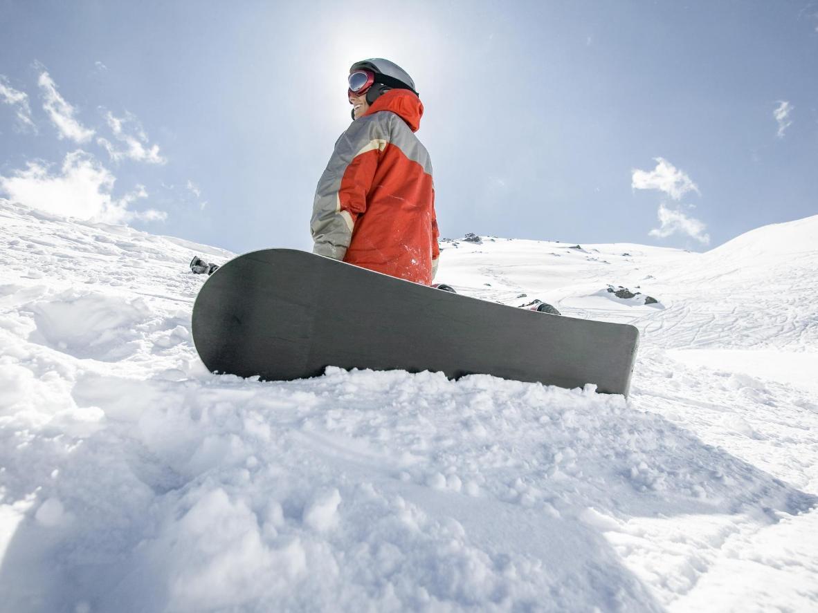 Tõeline nirvaana nii algajaile kui ka kogenud lumelauduritele