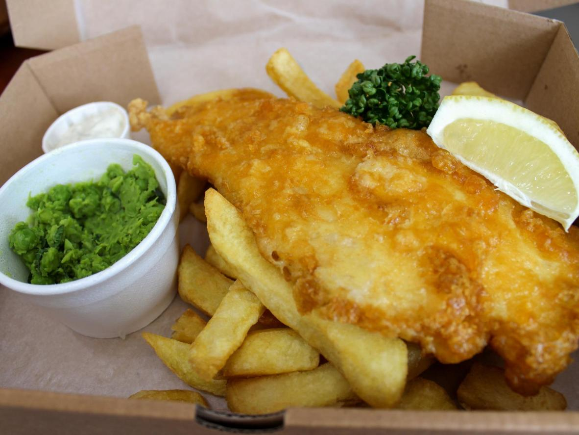 Grimsby, the northern port in love with fish and chips