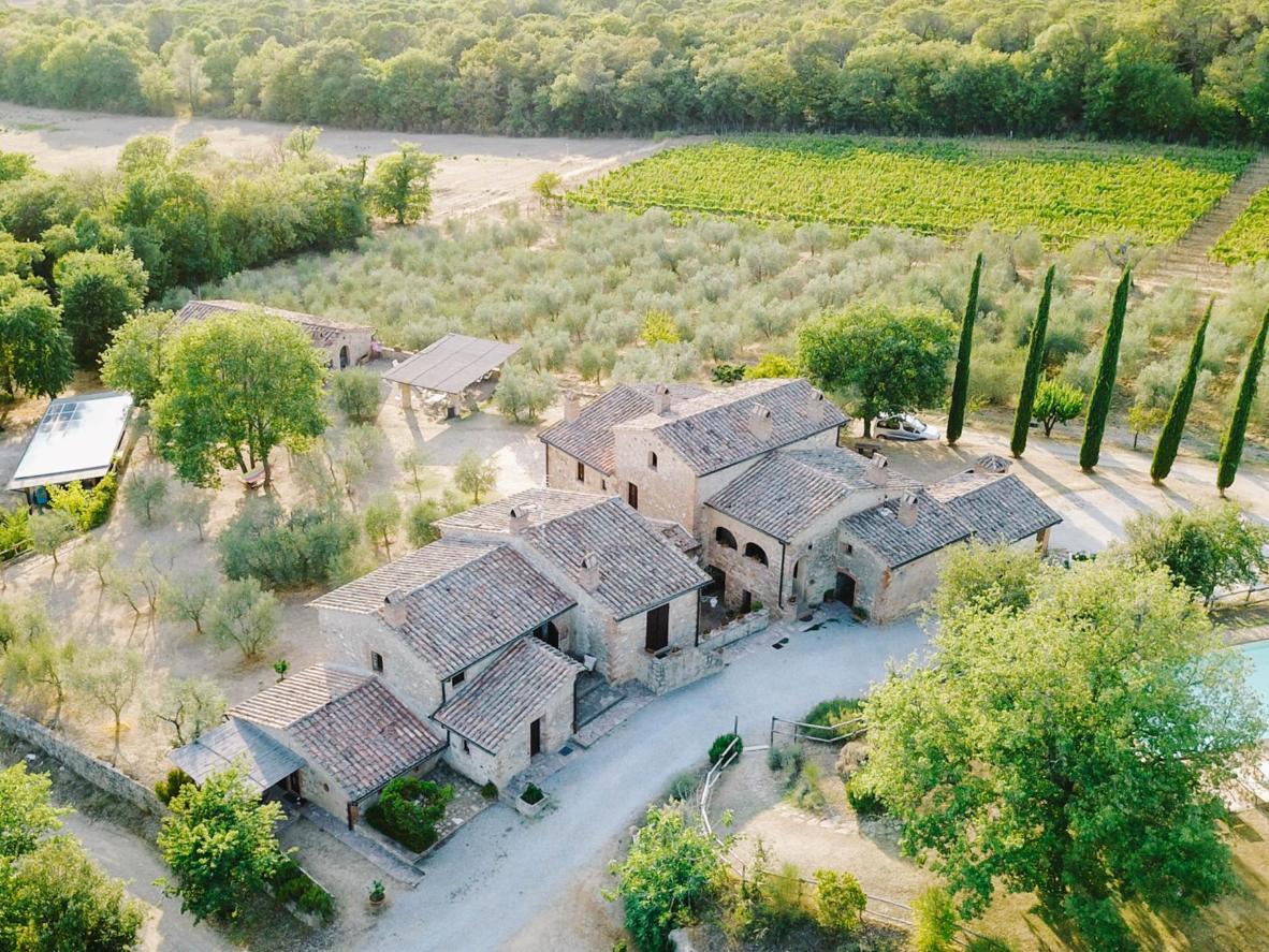 Agriturismo Cerreto in Tuscany