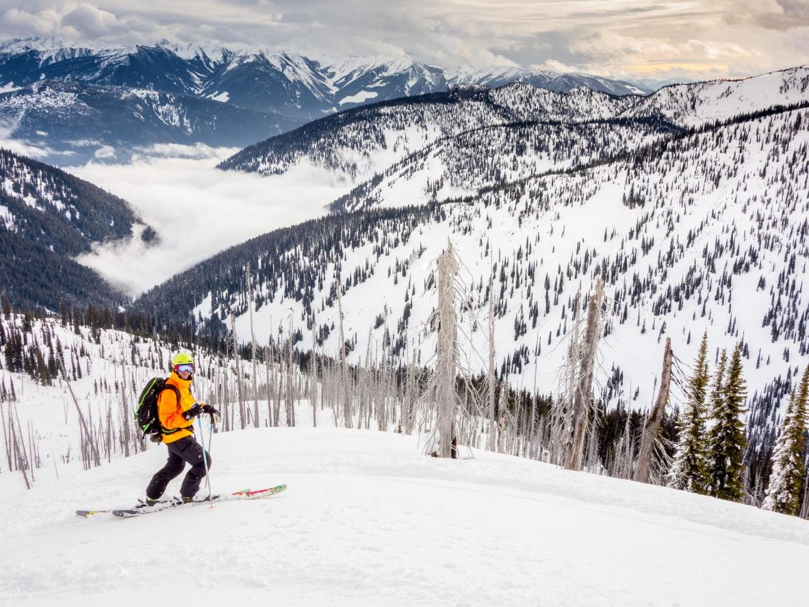 A year-round destination for all kinds of skiers