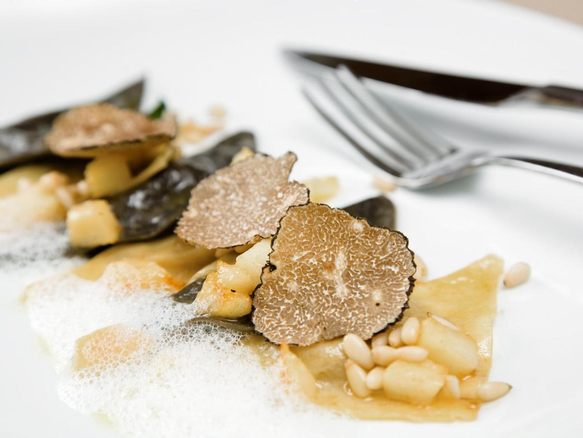 Get to the heart of what makes a truly delectable truffle