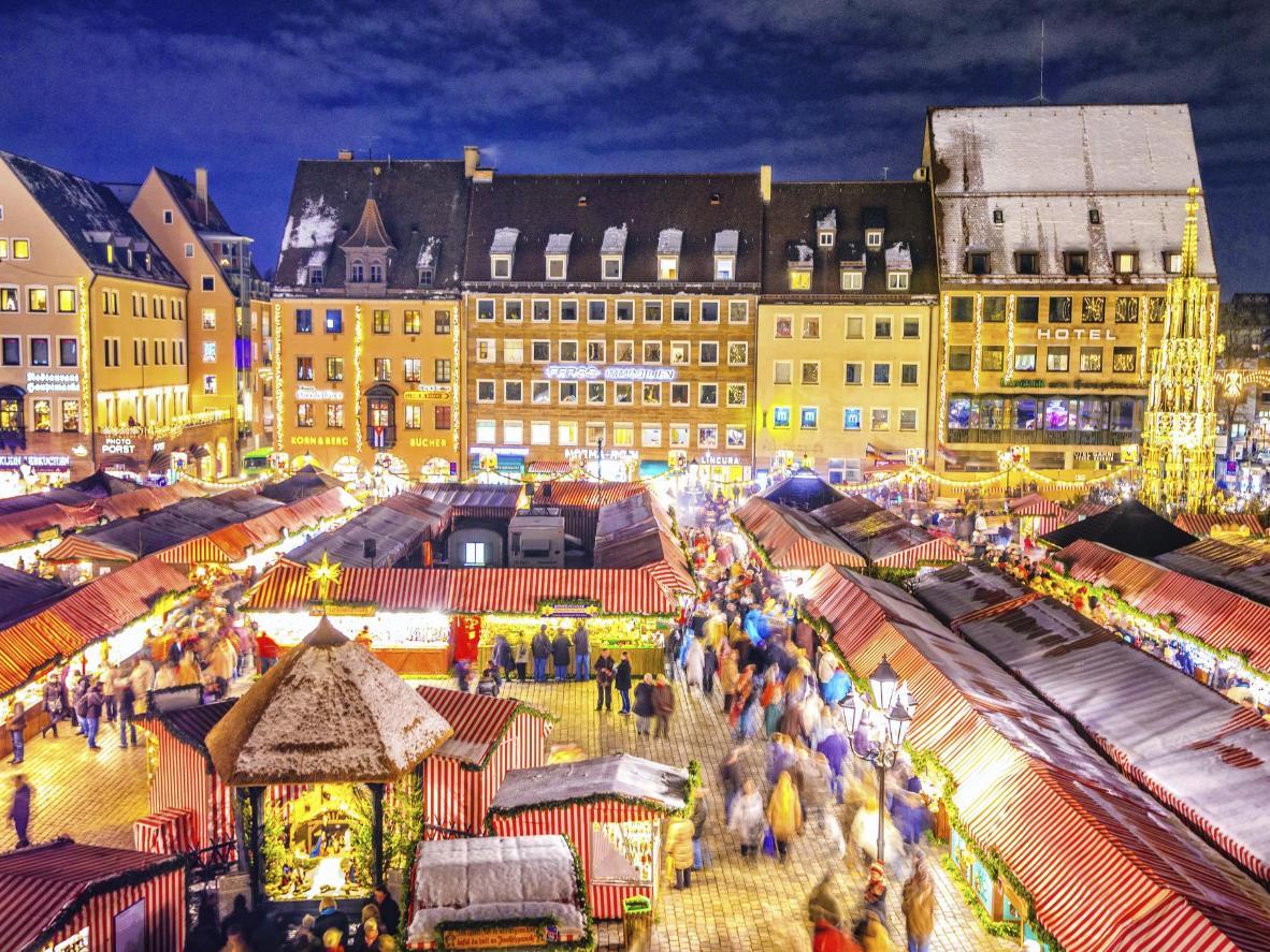 Nurmeberg Christmas Market