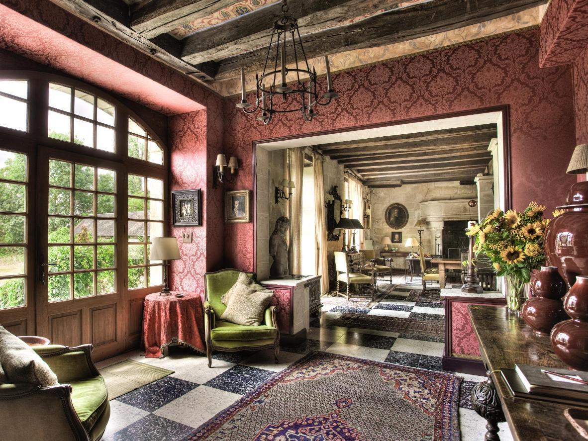 Offrez-vous un hébergement d'exception au Manoir de Champfreau