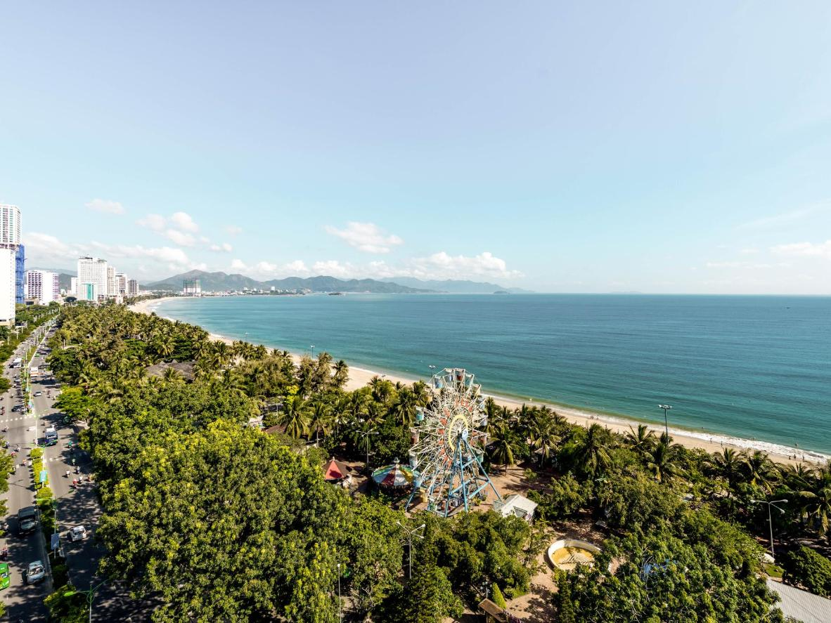 Unlike the rest of Vietnam, Nha Trang only experiences rain between September and December