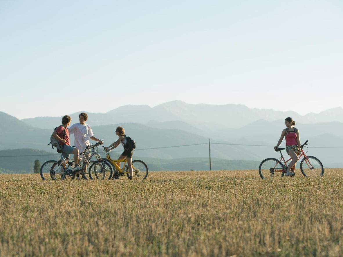 Recorre una de las regiones más bellas de España.