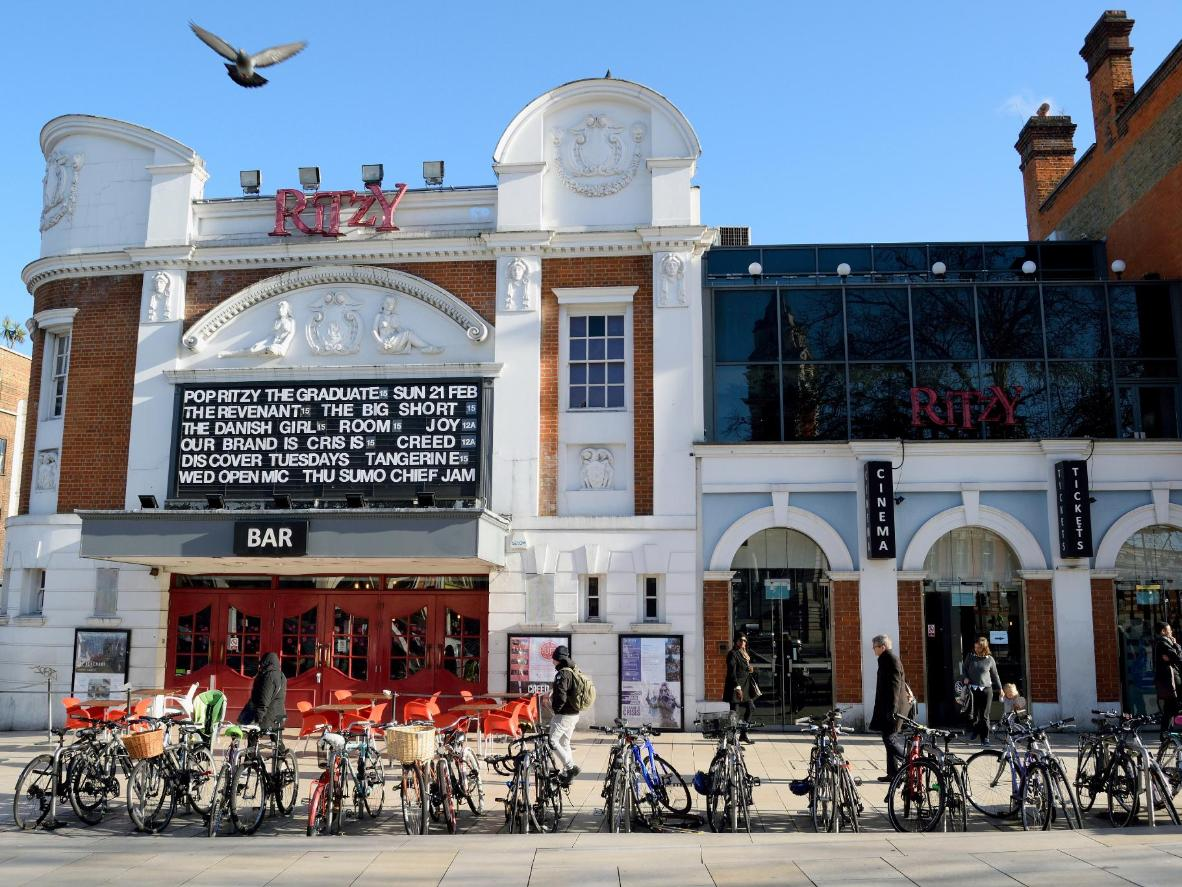 online store 9e07a 1e509 The much-loved Ritzy Cinema in multicultural Brixton, South London