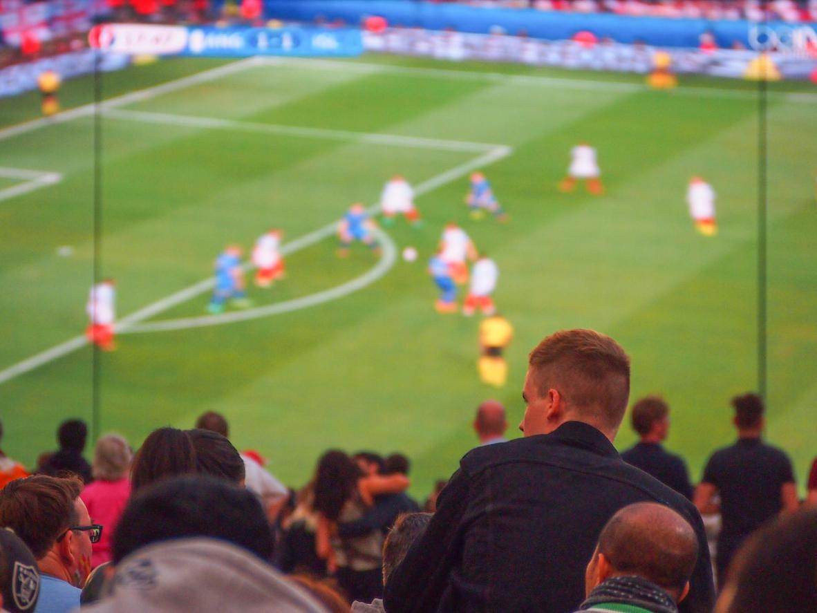 Football fans and films in Kaliningrad