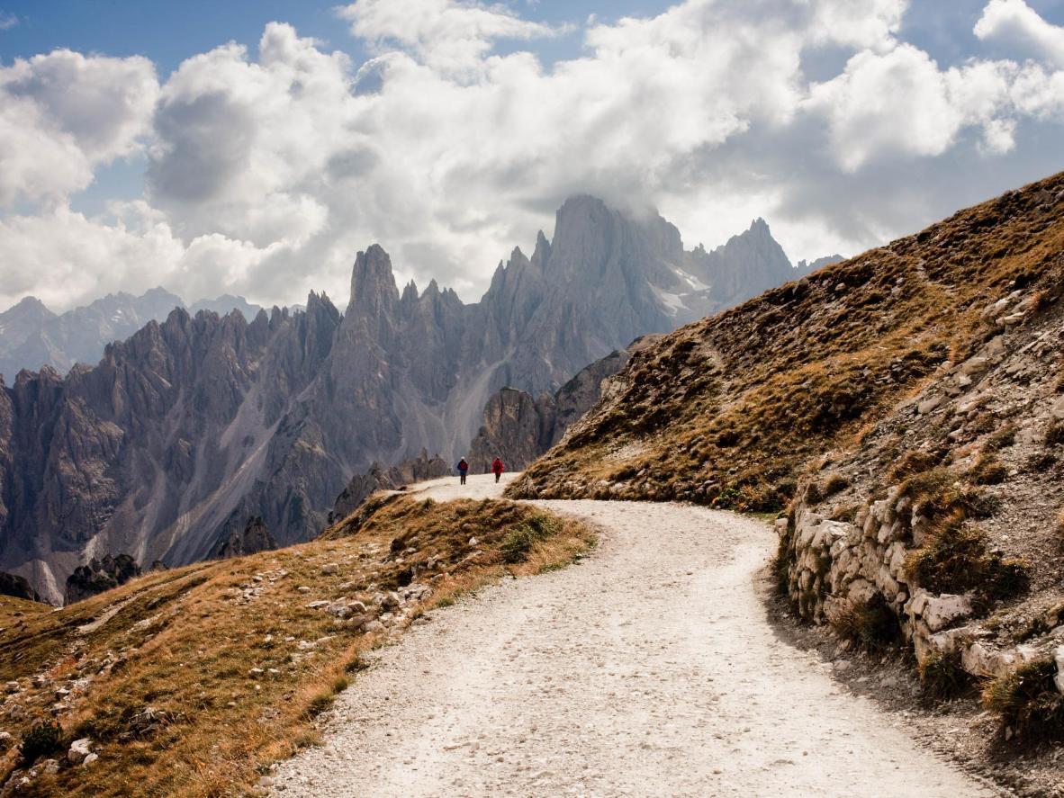 ll Parco Naturale delle Dolomiti di Sesto