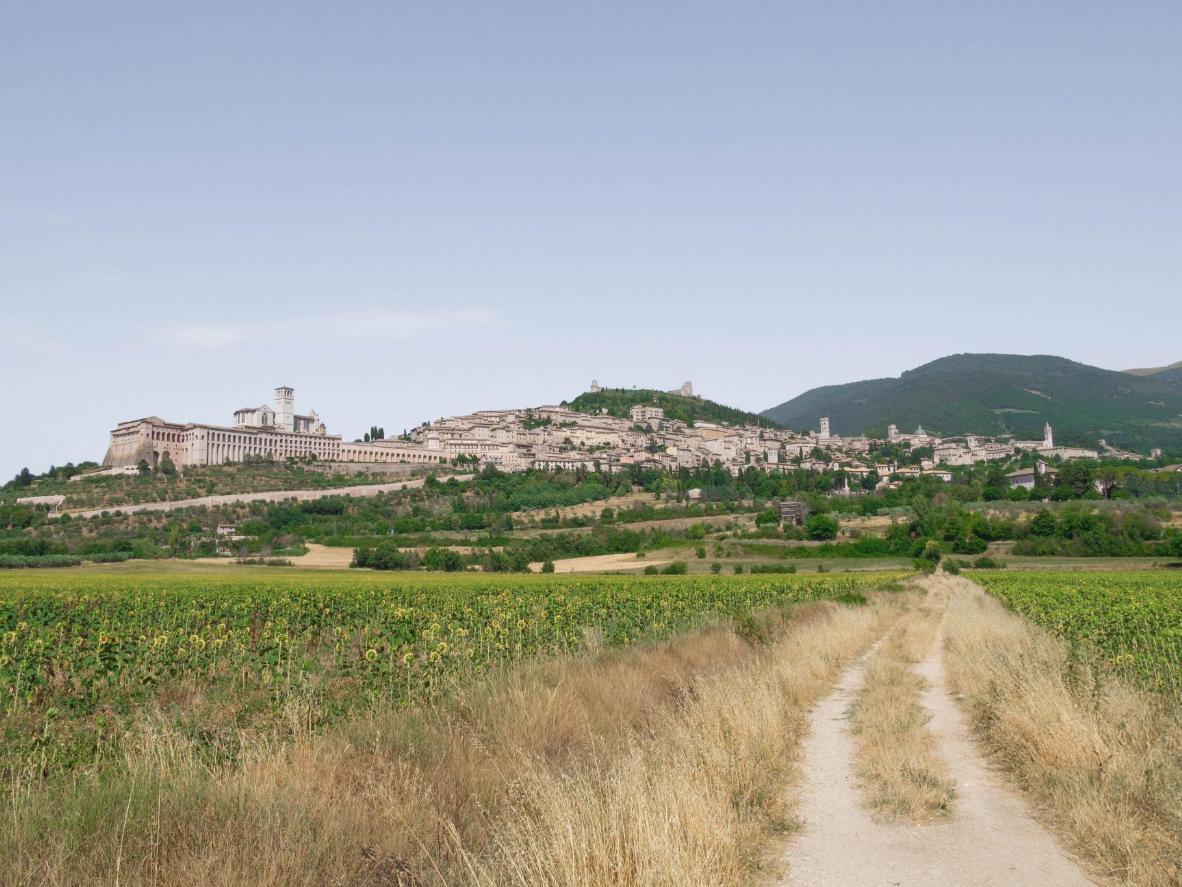 La Via di Francesco: da Firenze a Roma attraverso storia e spiritualità