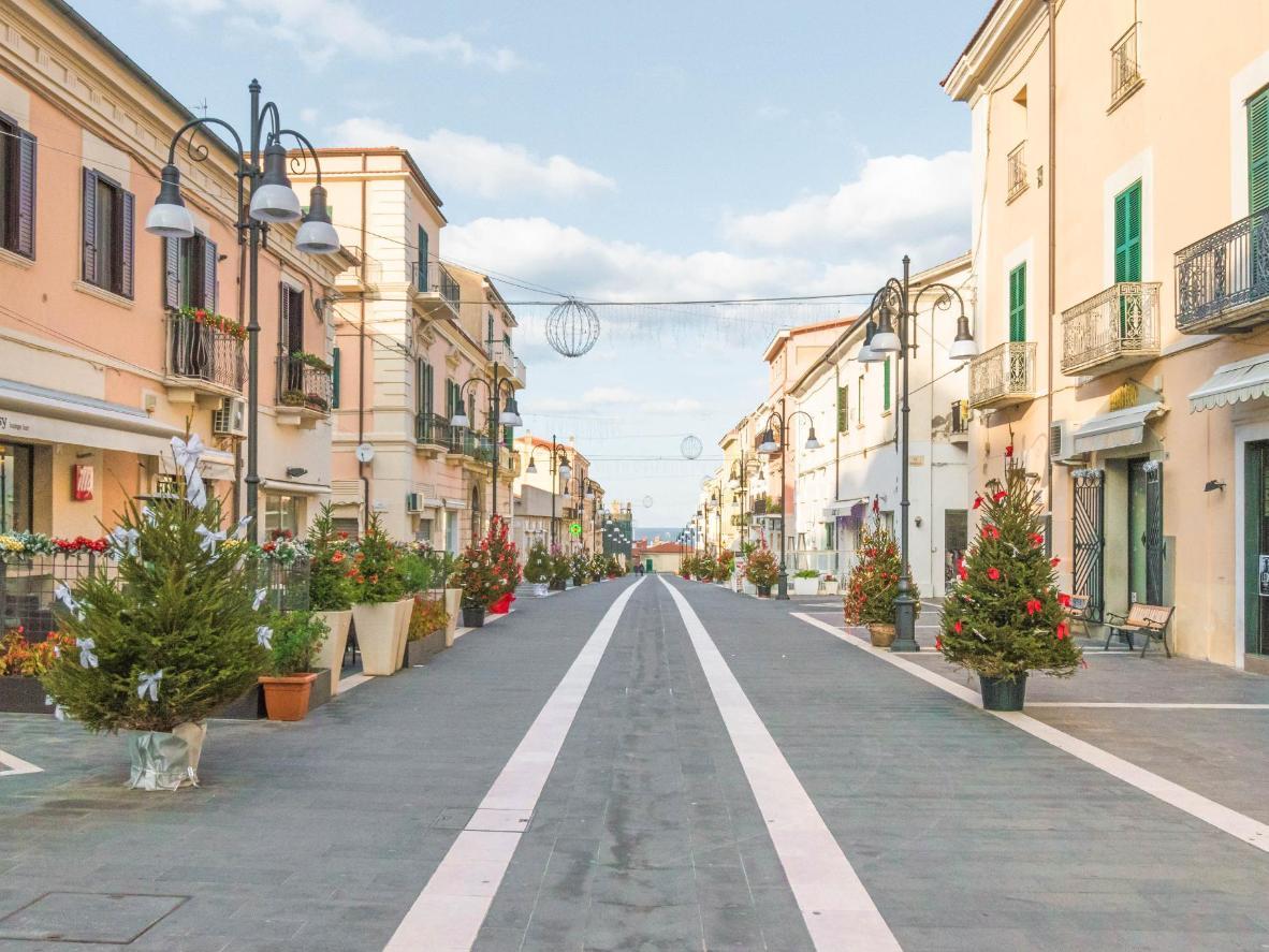 Il cammino attraversa anche la provincia di Campobasso, in Molise