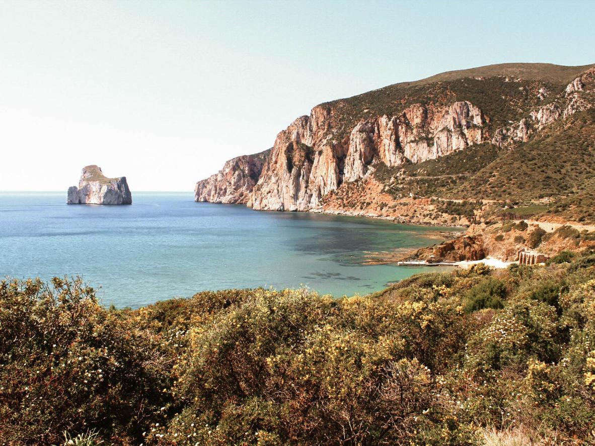 Sulcis-Iglesiente: una regione tra terra e mare