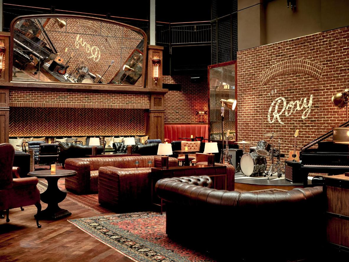 The Roxy Bar & Lounge in Tribeca