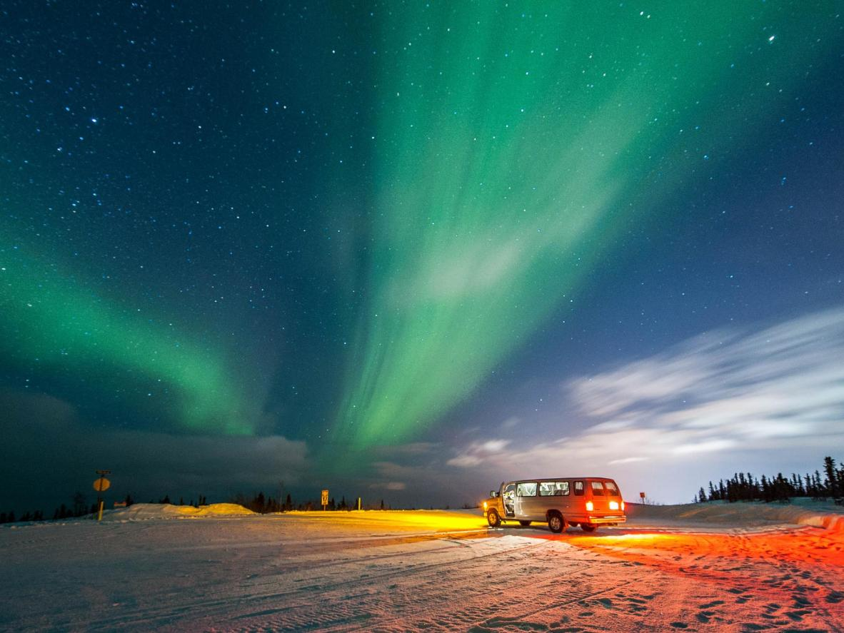 Fairbanks is considered the ultimate place to see the northern lights