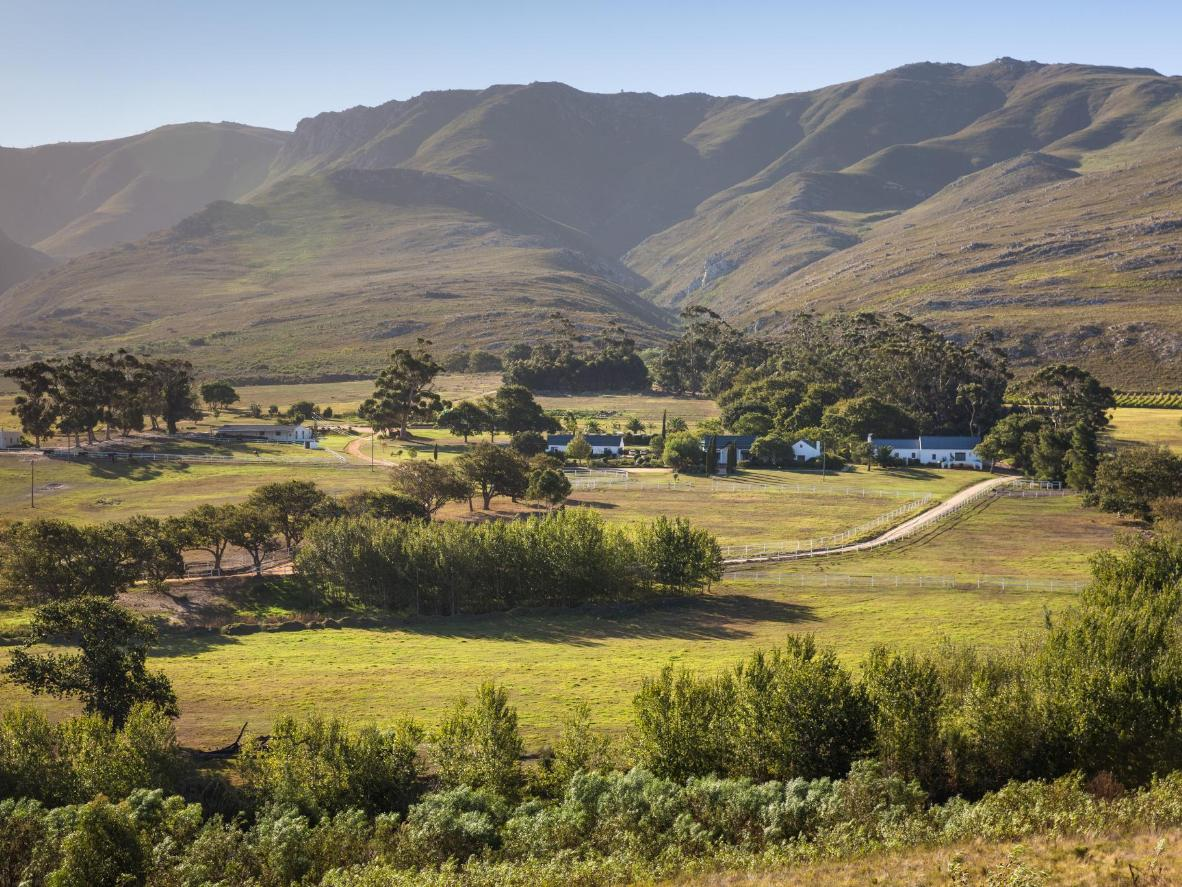 White Water Farm in South Africa