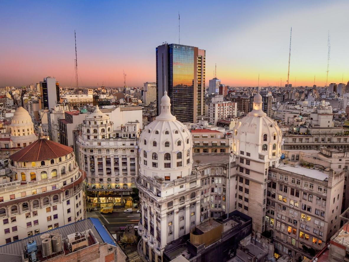 Buenos Aires has inspired artists for centuries