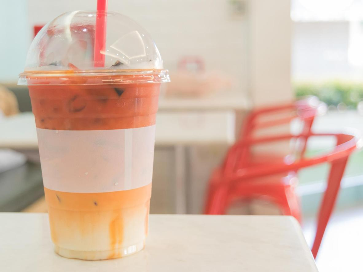 Cafes in Singapore are always trying out creative new bubble tea flavours