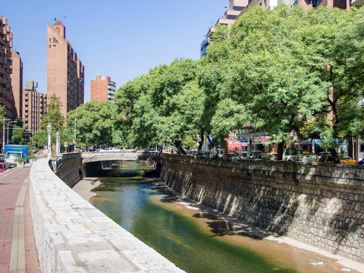 La Canada stream in Córdoba