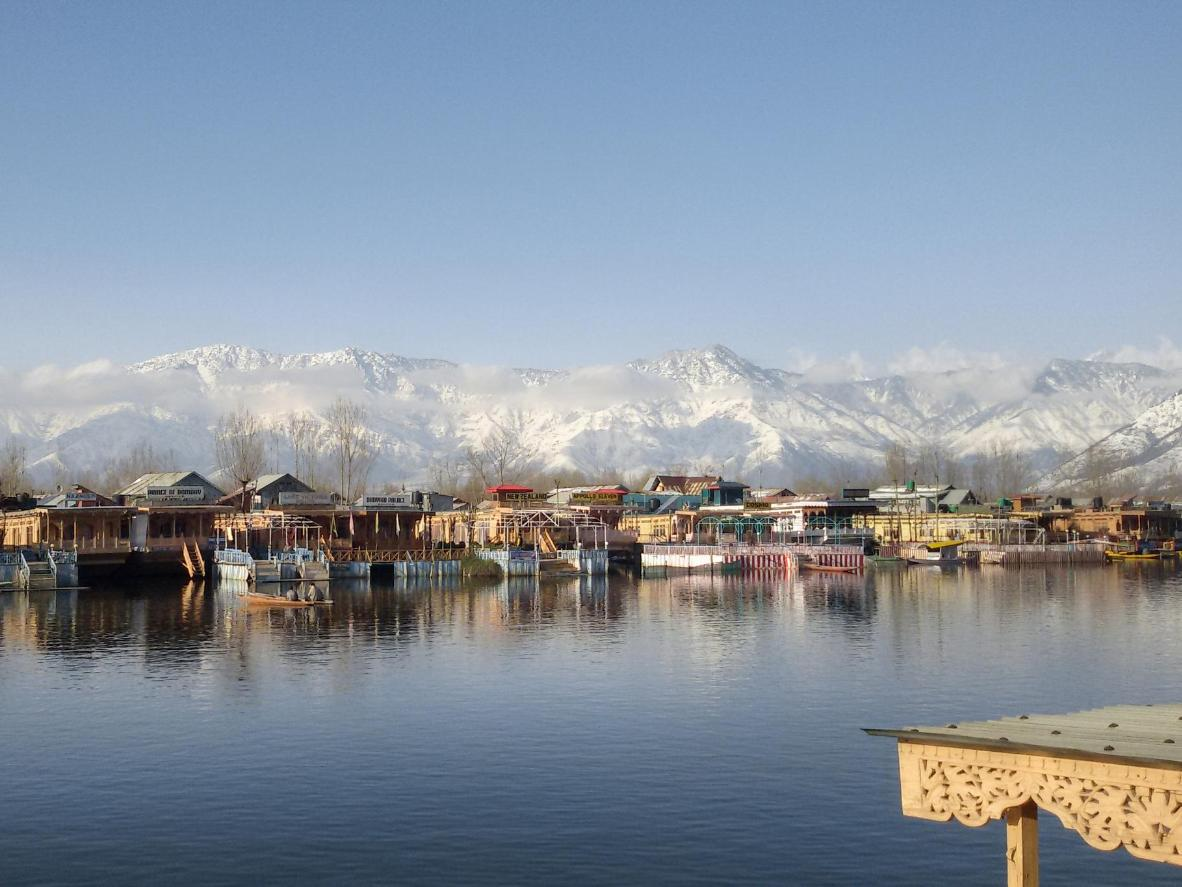 New Bombay Heritage Group of Houseboats in Srinagar