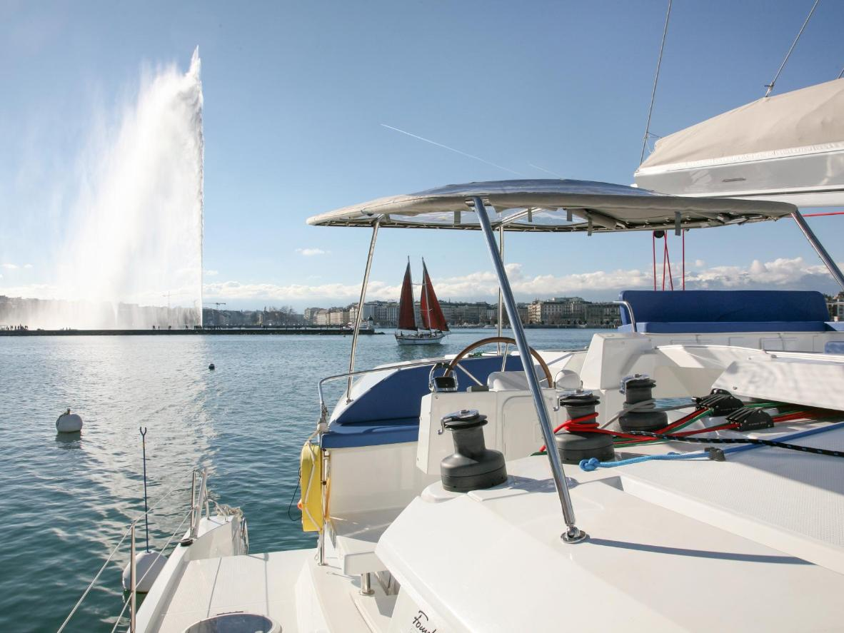 Floatinn Boat-BnB in Geneva