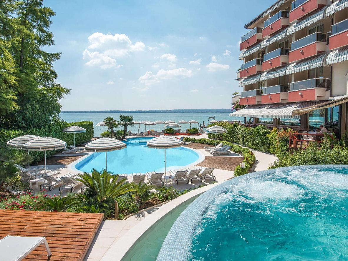 Hotel Continental Thermae & Spa in Sirmione