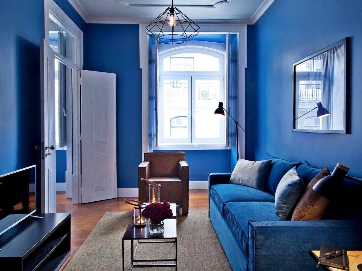 Plunge into a blue world at Lisbon Five Stars Apartments São Julião 72