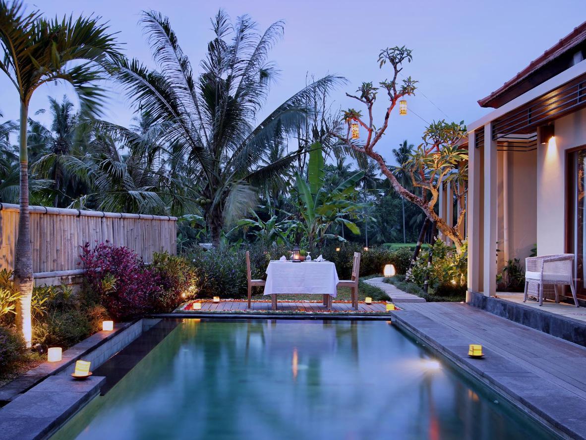 Puri Landu Ubud Luxury Villas in Bali, Indonesien