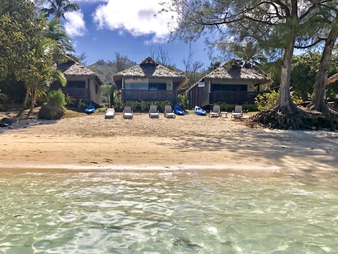 Muri Shores in Rarotonga, Cook Islands