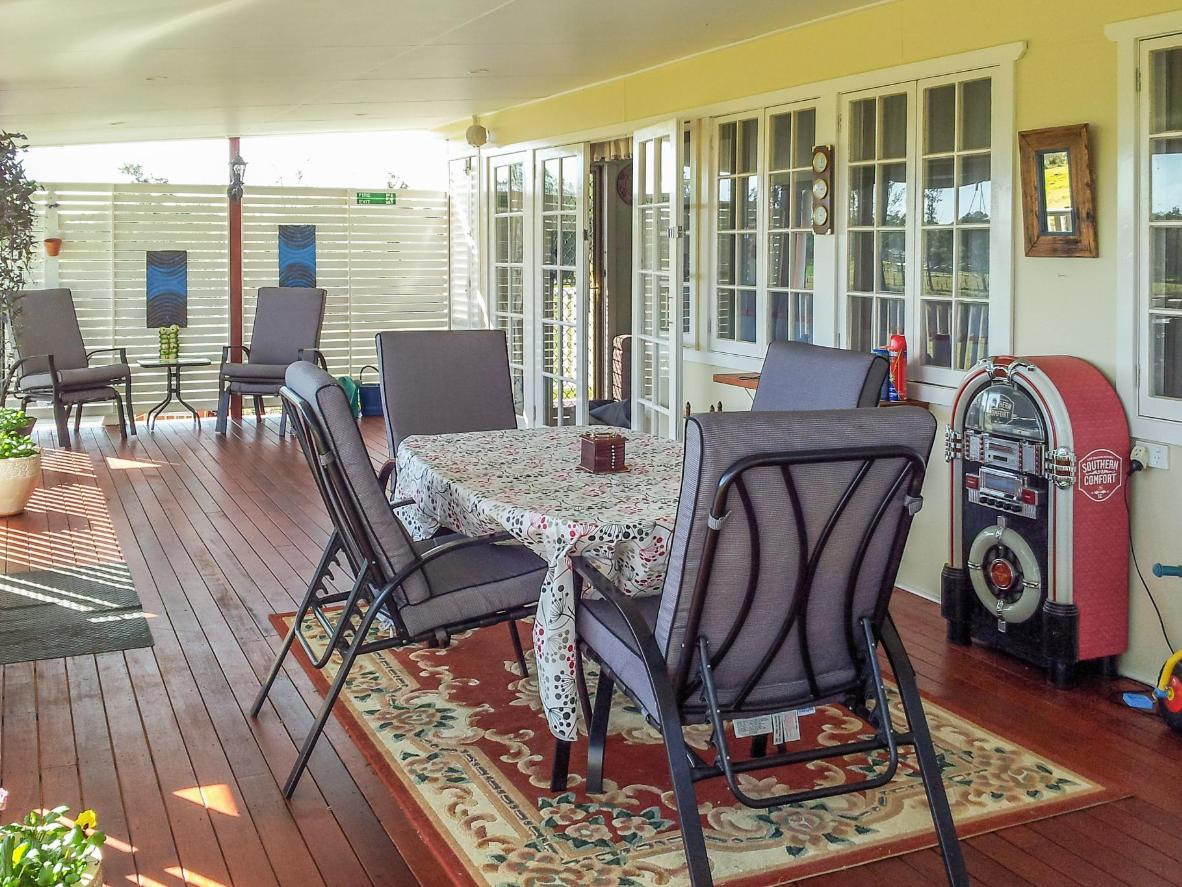 Andavine House - Bed & Breakfast in Clarence Valley