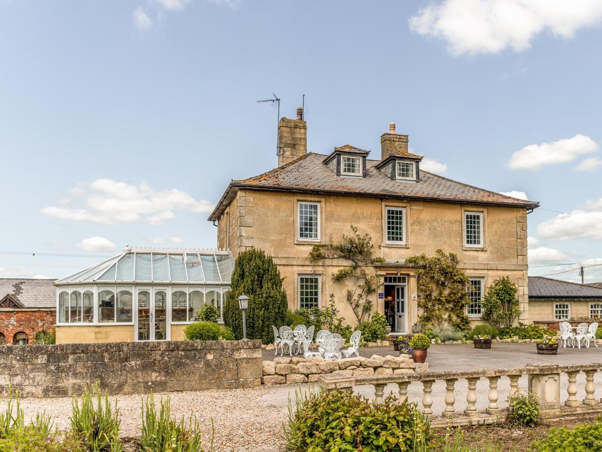 Embrace traditional English comforts at Widbrook Grange