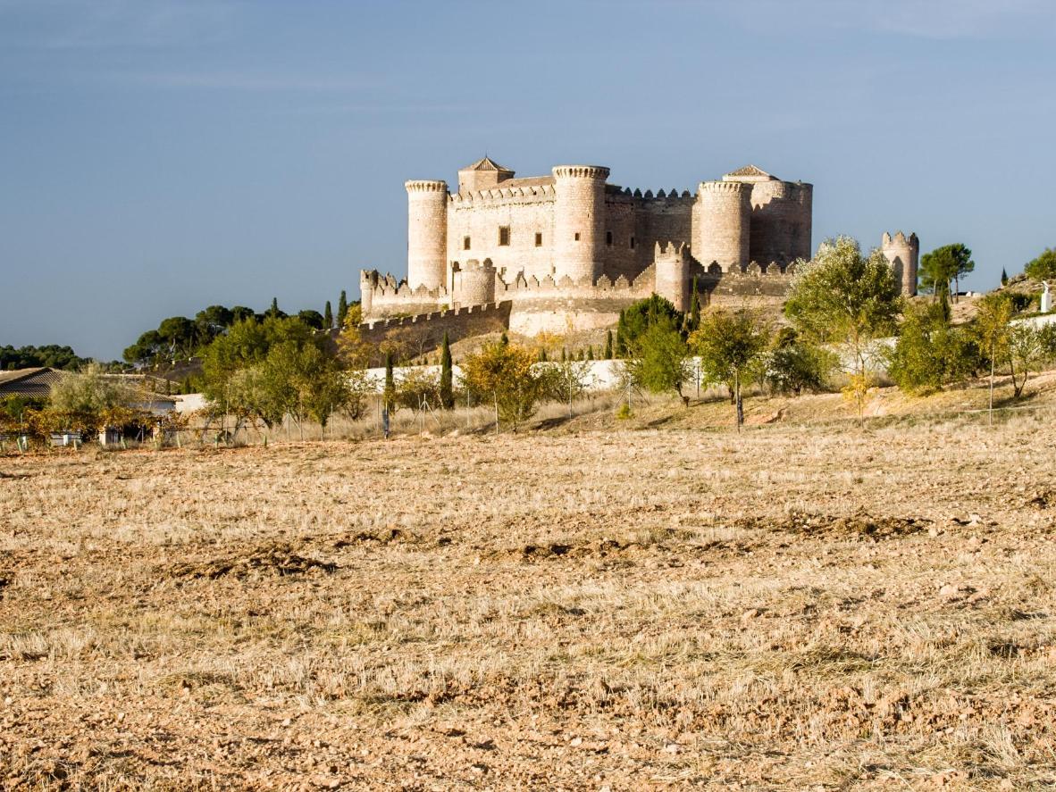 El castillo de Belmonte tiene mucho que ver con el Don Quijote de Cervantes