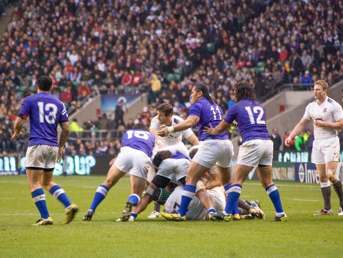 Twickenham es el hogar del Rugby de Inglaterra y el segundo estadio más grande del Reino Unido.