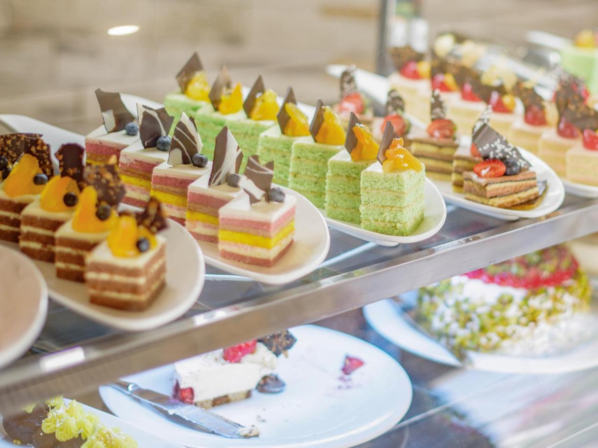 For all kinds of mille-feuille, this is the place