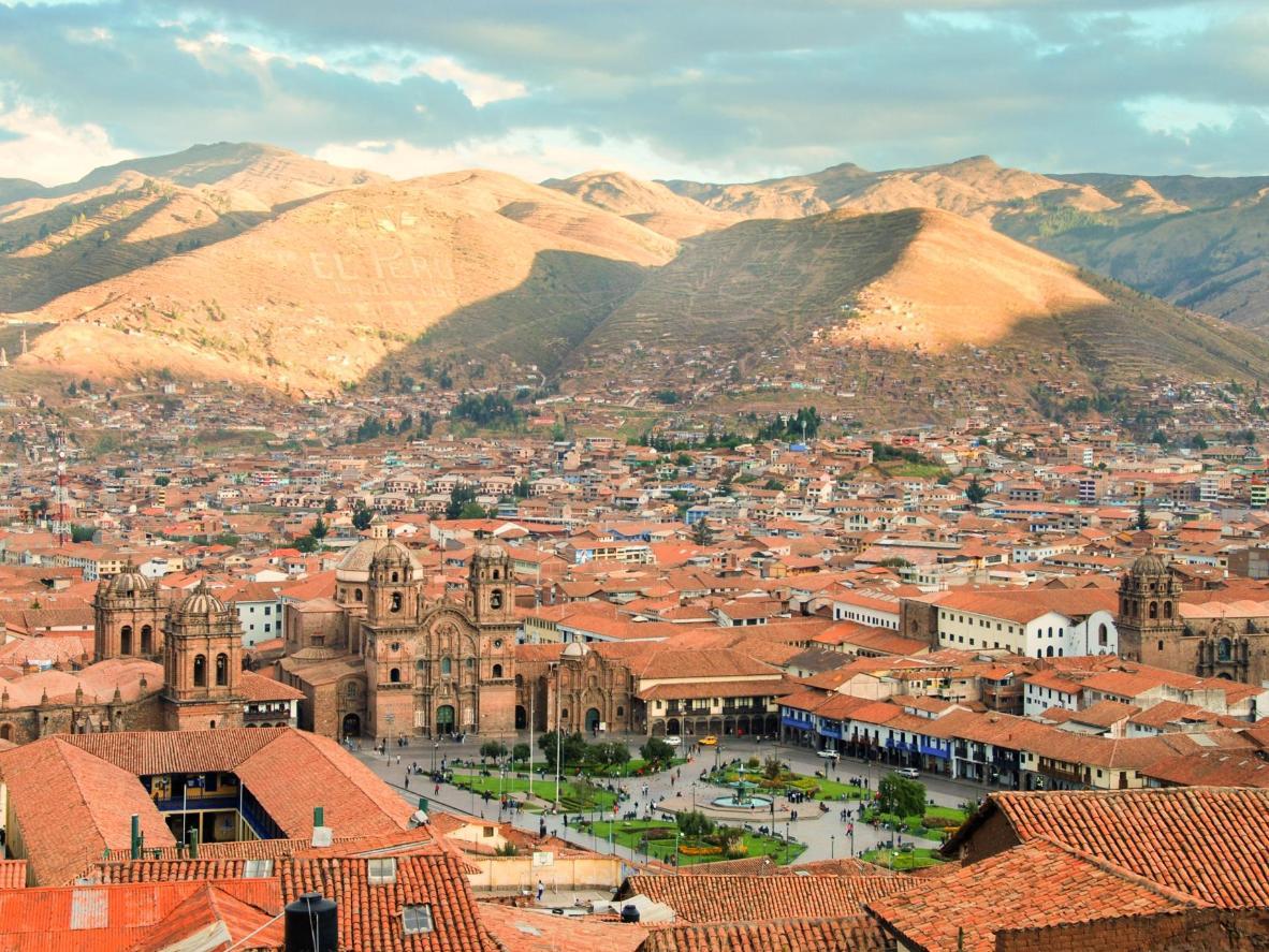 Séjournez près de la Plaza de Armas au cœur de la vieille ville