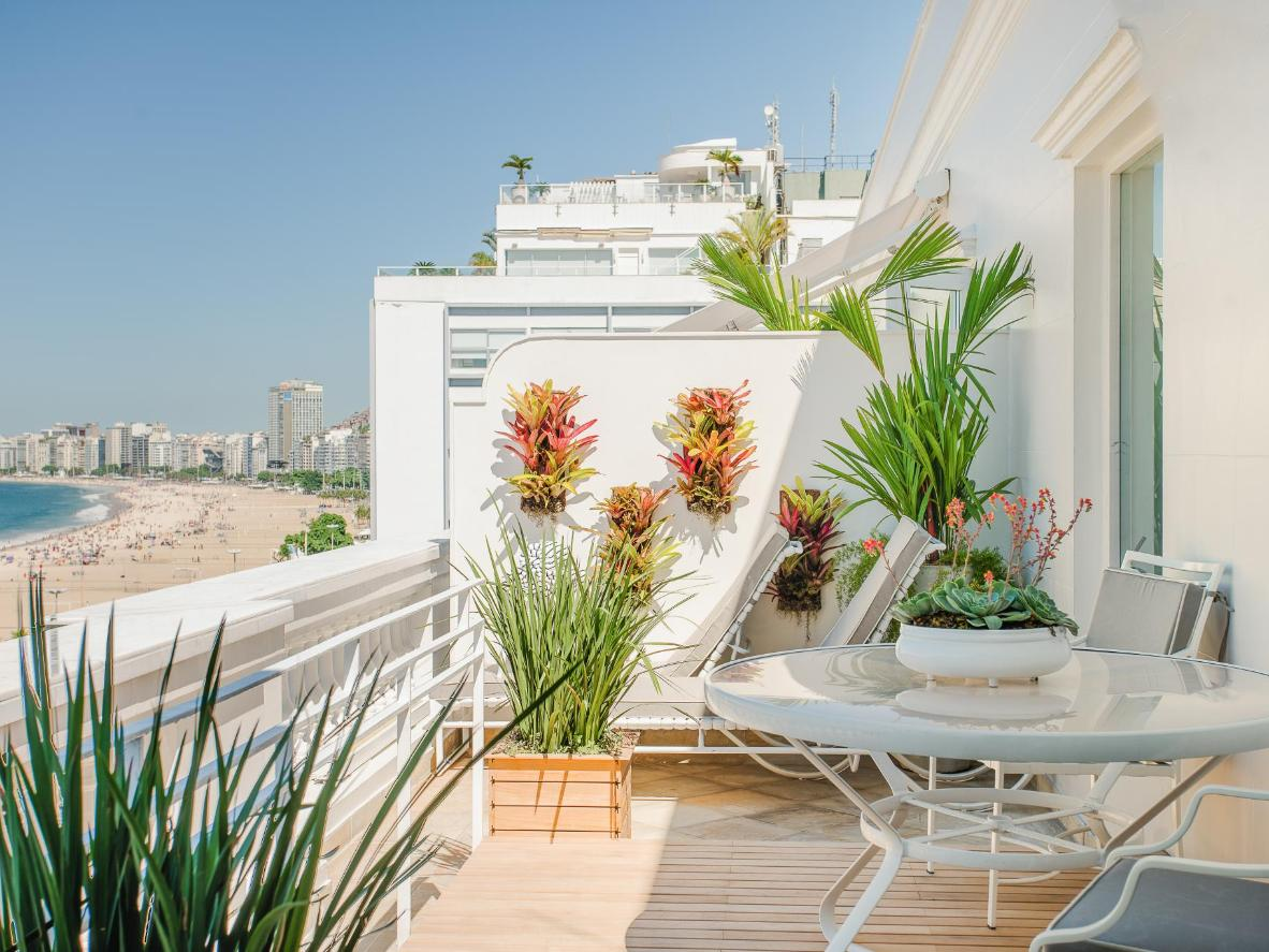 The Belmond Copacabana Palace is a hotel for pets with extravagant taste