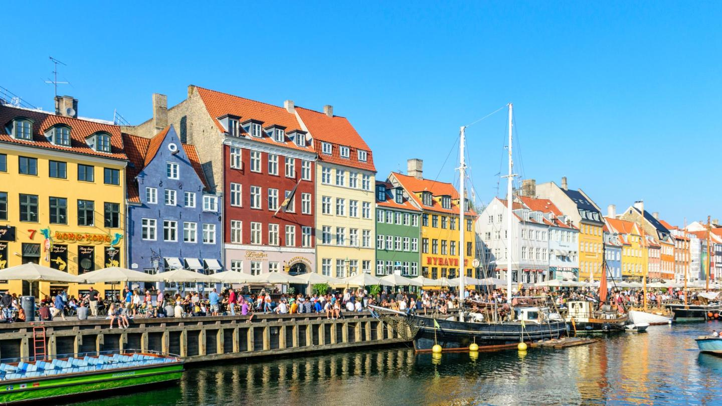 Denmark's Midnight Sun means there's no shortage of time to explore the city's best sights