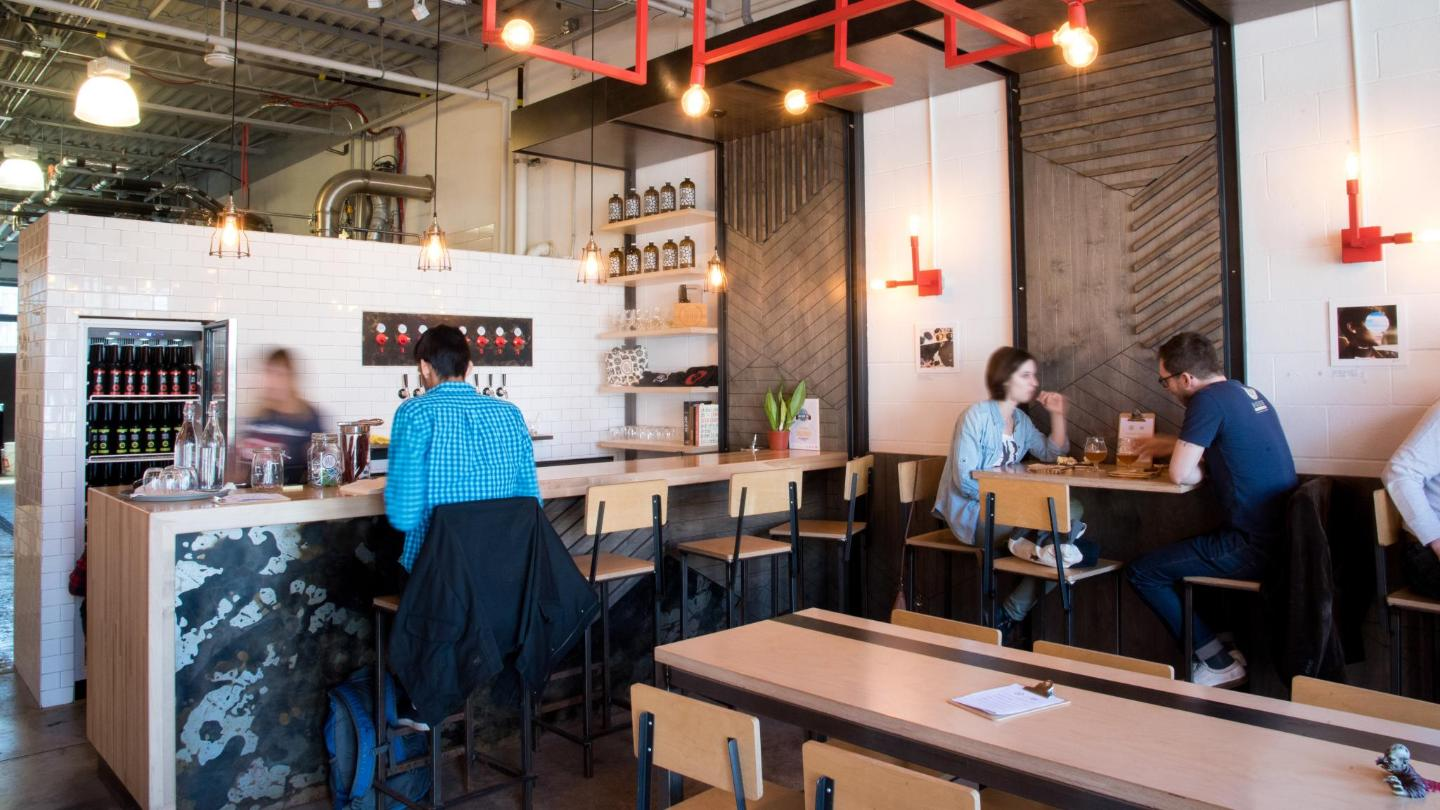 Halo Brewery is a small outfit that's all about artistry and experimentation
